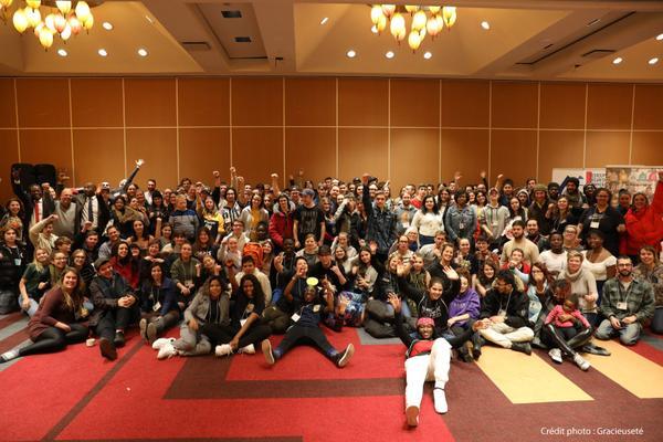 Les participants GCJ